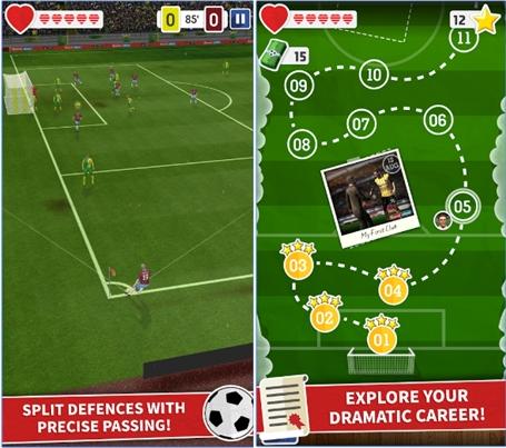 Score! Hero Mod Apk Android