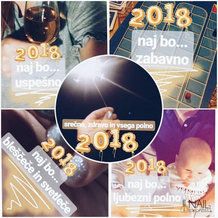 Živijo leto 2018