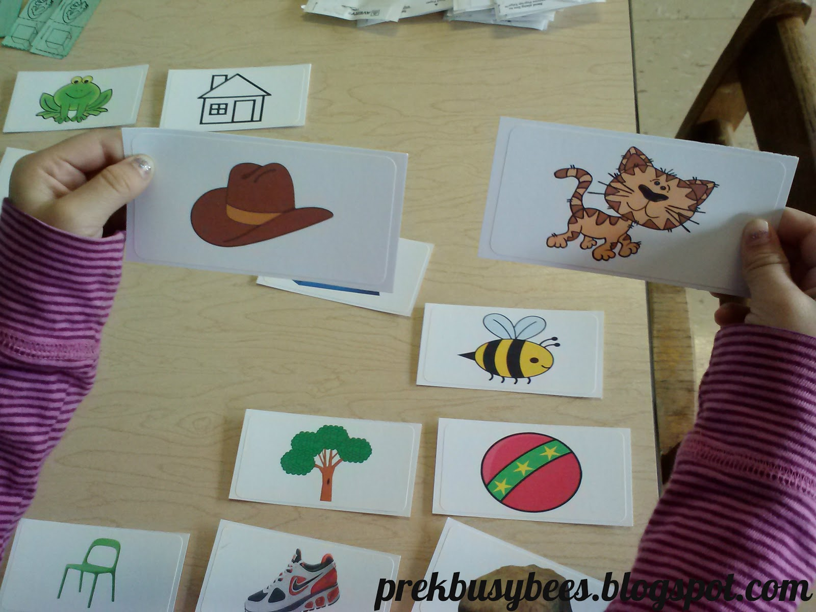 Pre K Busy Bees Hop On Pop And Rhyming