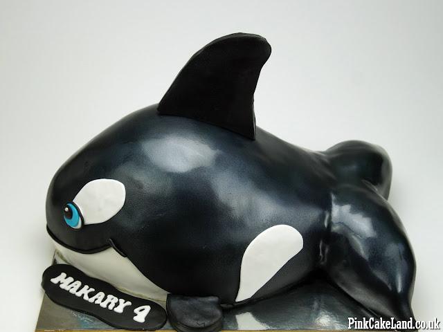 Orca Cake London