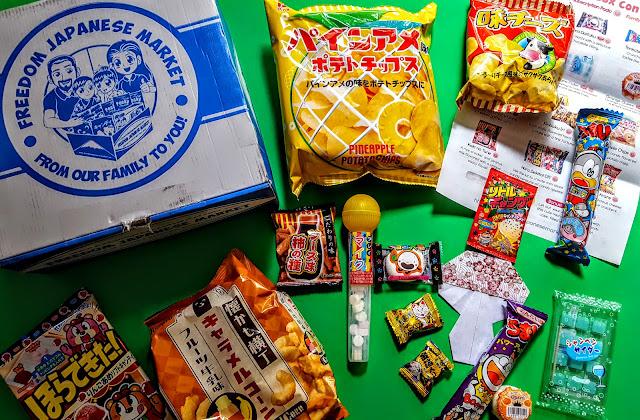what's in the september japanese market
