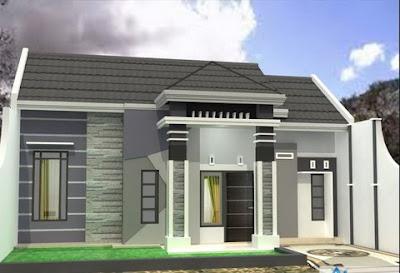 Desain Rumah Sederhana Minimalis Gratis Murah Tapi Elegan Di Desa
