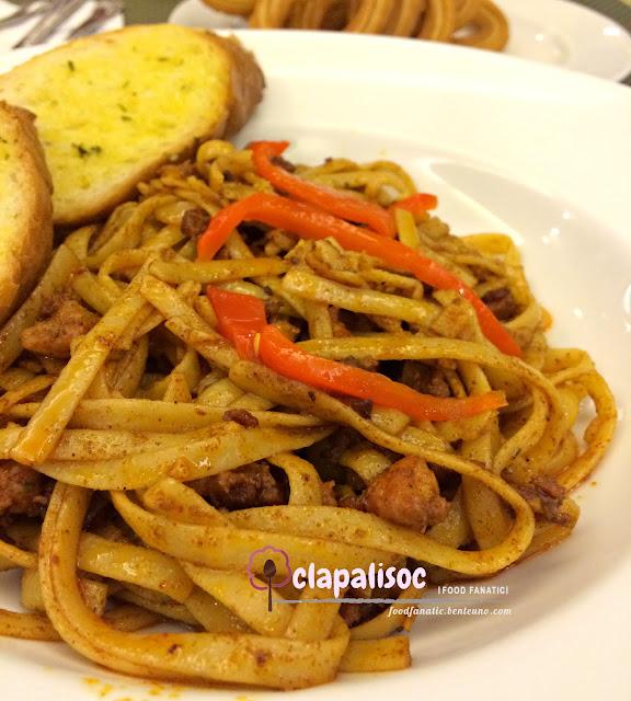 Dulcinea Pasta y Chorizo Chorizo Pasta