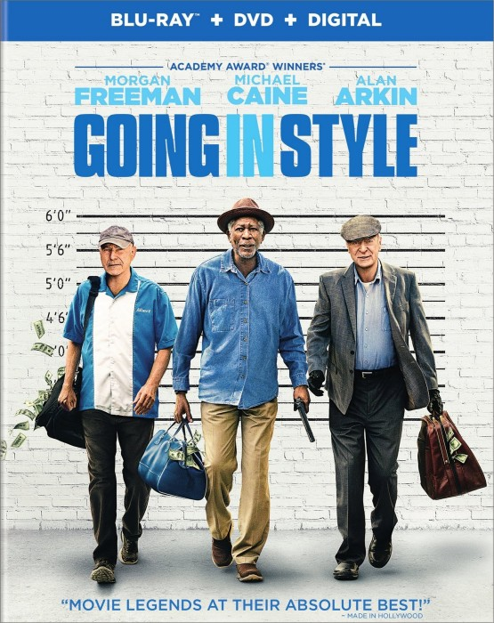 Comedy , Zach Braff , Ted Melfi , Movie , HD , 702p , 2017 , Going in Style