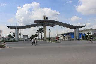 Công ty vận chuyển hàng hóa đi khu công nghiệp Thăng Long Hà Nội