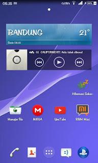 CUSTOM ROM SAMSUNG S6 LOLLYPOP BY IRWAN CESC