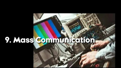 Mass communication photo