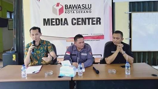 Coblos Sisa Surat Suara untuk Capres 02, Gakkumdu Kota Serang Tetapkan Empat Orang Ini Tersangka
