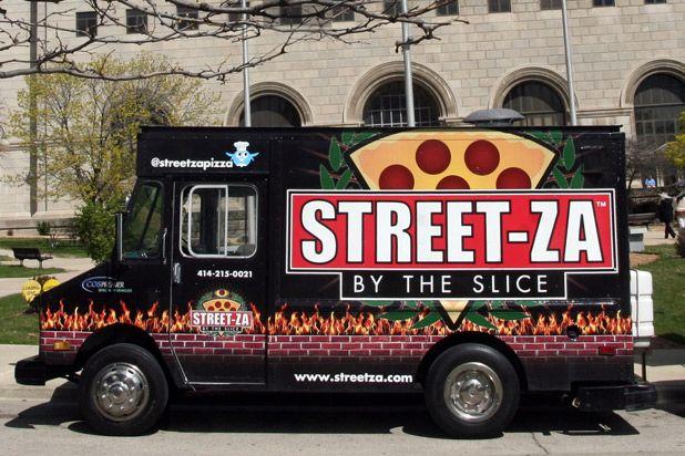 Street-ZA Food Truck Brasil