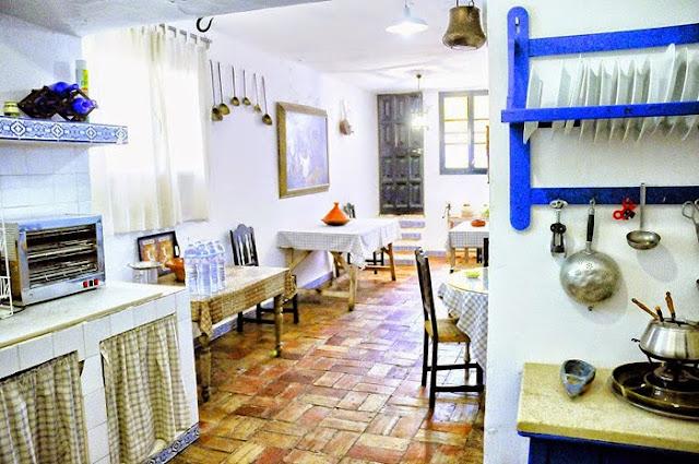 Cocina Sevillana