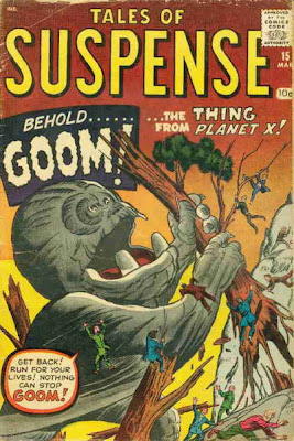 Tales of Suspense #15, Goom