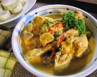 Resep Untuk Membuat Opor Ayam Spesial