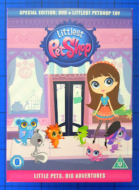 Littlest Pet Shop: Little Pets, Big Adventures DVD review and giveaway