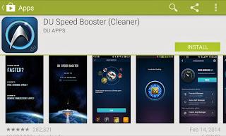 تحميل DU Speed Booster (Cleaner