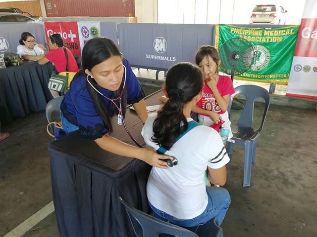 SM Foundation's Medical Mission serves thousands of indigents in General Santos City