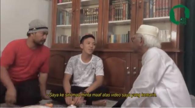 Nasihat-nasihat Gus Mus untuk Pengedit Video Dirinya dan Kiai Ma'ruf Amin