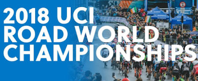 UCI, Road Cycling, World Championships, 2018, All dates, routes, TV, Schedule, live, Results.