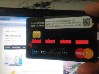 mastercard payoneer
