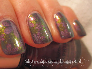 China Glaze Choo-Choo Choose You & When Stars Collide