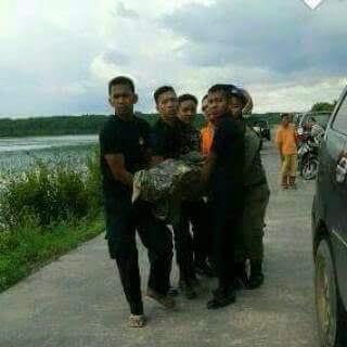 Dua Pelajar Tewas Tenggelam di Galian Tanjung Senai