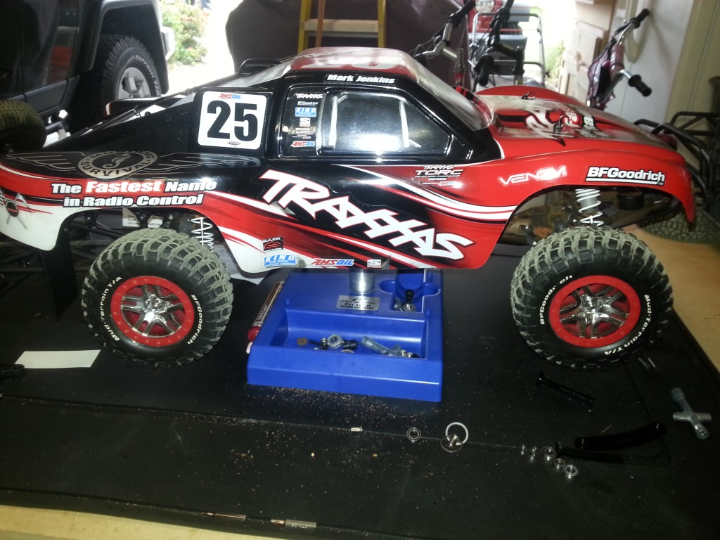 Short Course Trucks RC style!: PMCS: Traxxas Upgrade to RPM