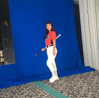 Foto Zulfa Maharani Putri Pemeran Cinta Popcorn SCTV