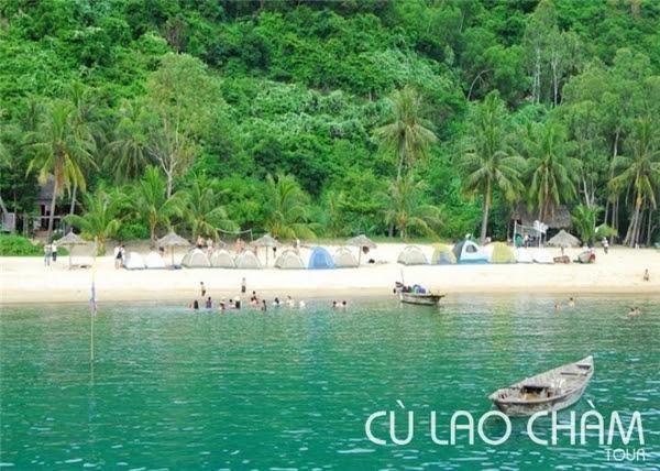 Cù Lao Chàm là một trong những vùng đất rất đáng đến ở Việt Nam, vì khung cảnh thiên nhiên nơi đây vô cùng quyến rũ.