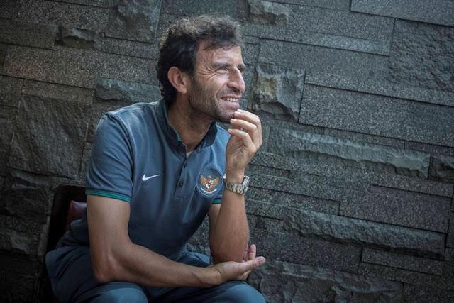 Ini Komentar Luis Milla Usai Indonesia Dupastikan Lolos ke Semifinal