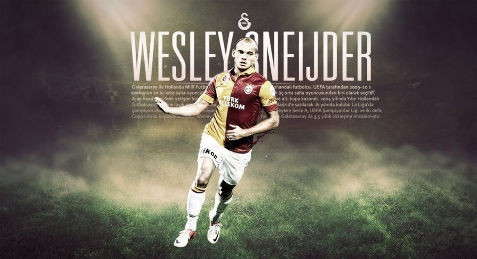 Iphone 4 Heart Wallpaper Wesley Sneijder Galatasaray Hd Resimleri Hd Wallpapers