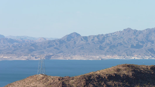 Lake Mead, Hoover Dam and Boulder City
