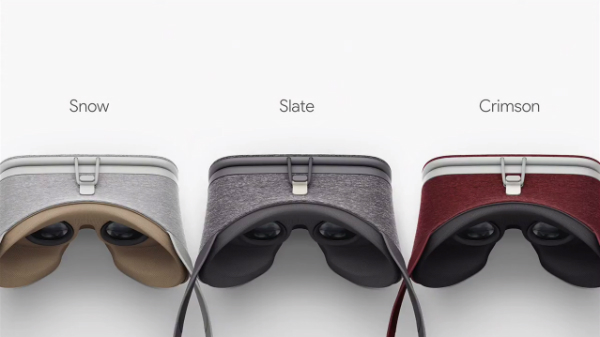 جوجل تكشف عن موعد إطلاق خوذتها للواقع الافتراضي Daydream View