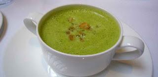 ثلاثه أنواع من الحساء تحرق الدهون