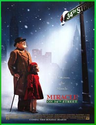 Milagro en la calle 34) (1994) [3gp/Mp4/DVDRip Latino HD Mega