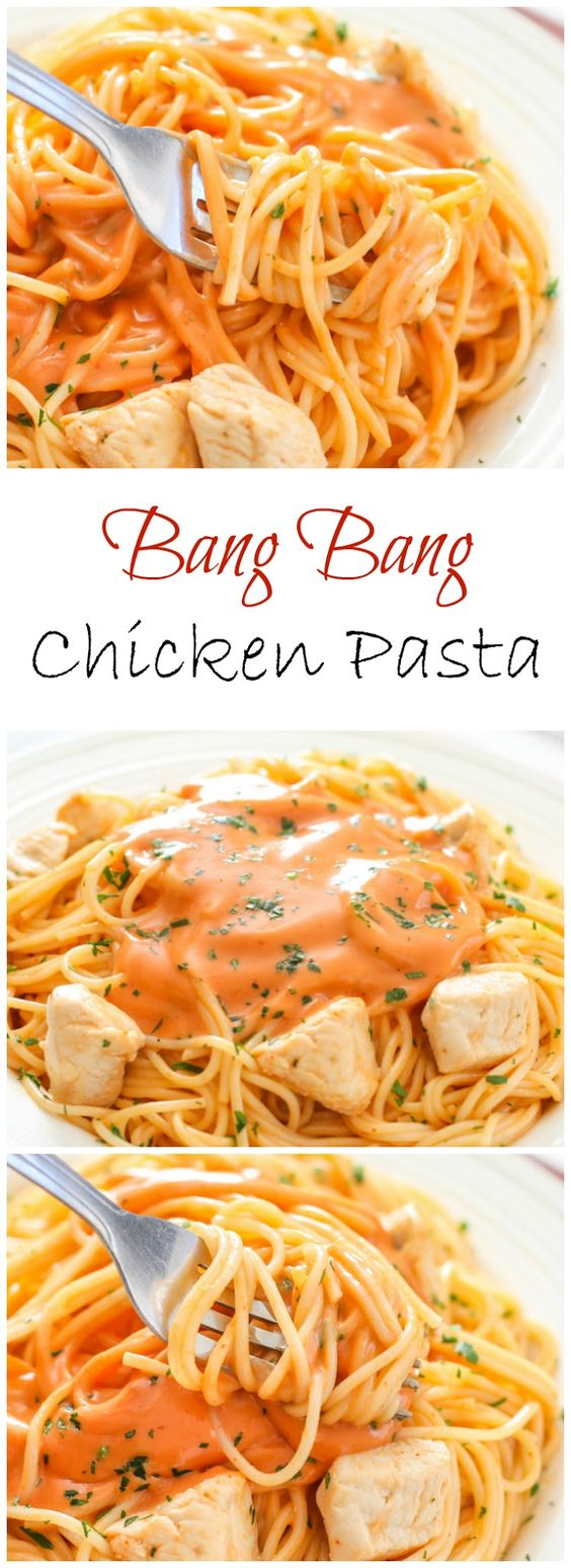 BANG BANG PASTA #bangbang #pasta #pastarecipes #easypastarecipes #dinnerrecipes