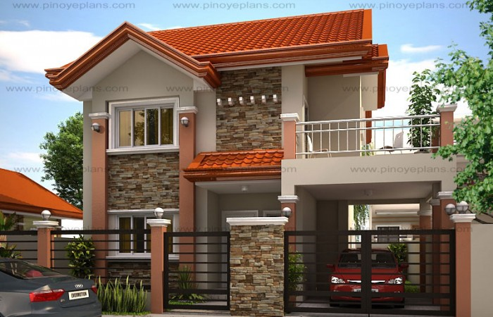 Find The Perfect 2-Storey Custom Home Blueprints