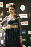 Raai Laxmi in Beautiful Backless Designer Anarkali Gown at IIFA Utsavam Awards 2017  Day 2  Exclusive 51.JPG
