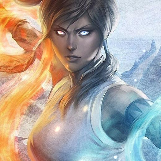 Avatar Korra Wallpaper Engine