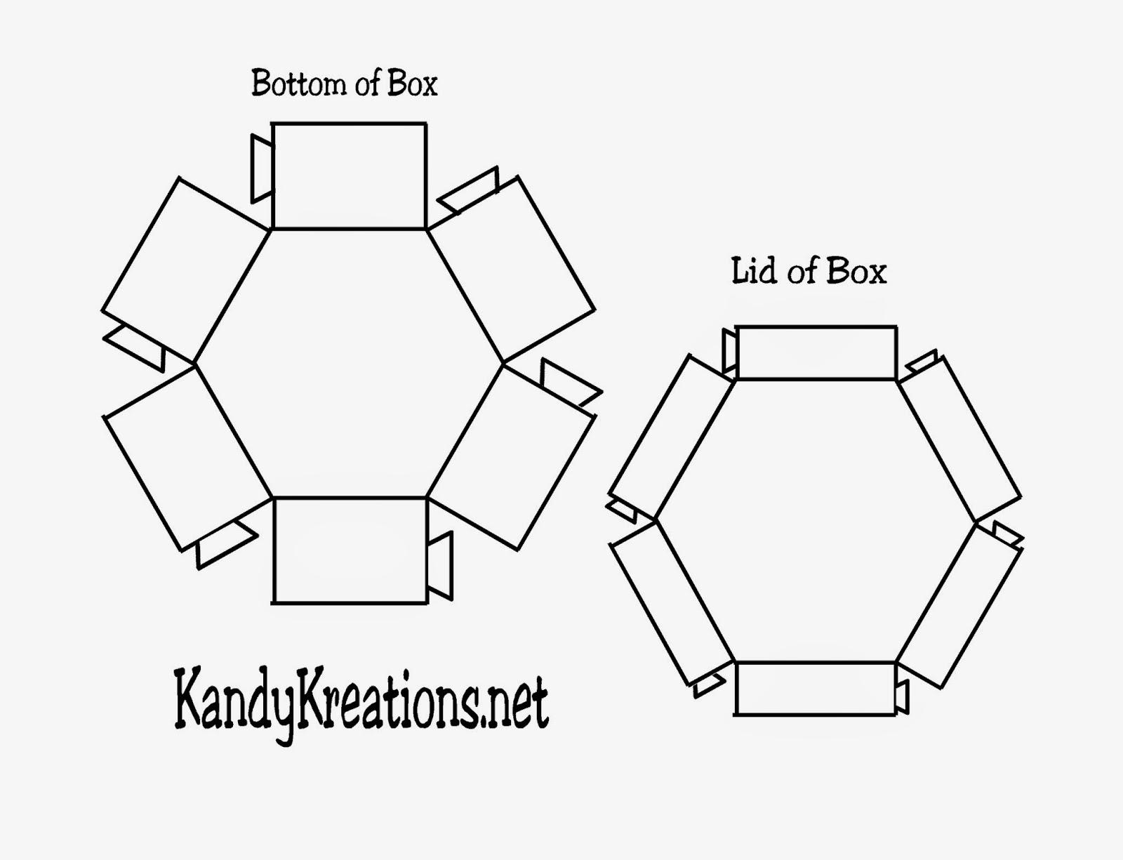 How To Make A Hexagonal Wooden Box