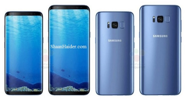 Samsung Galaxy S8 and Galaxy S8 Plus : Full Hardware Specs, Features, Prices and Availability