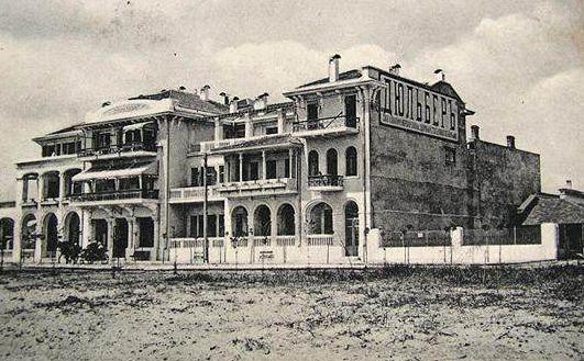 Гостиница Дюльбер в Евпатории