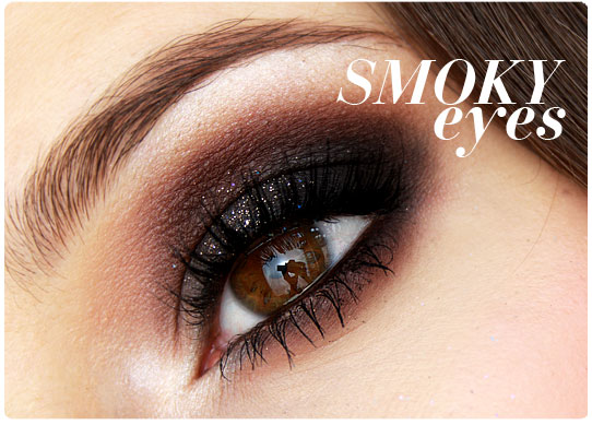 Alina Rose Blog Kosmetyczny Perfekcyjne Smoky Eyes Krok Po Kroku