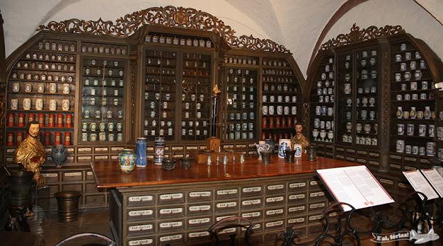 Apotheke Museum, Heidelberg
