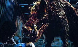 boar: nuevo trailer del titulo de terror con jabali gigante