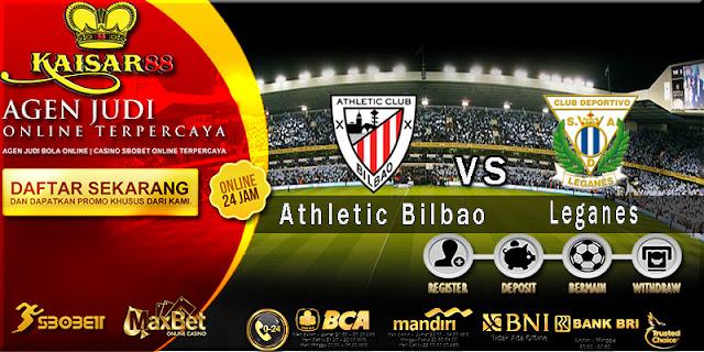 Prediksi Jitu Athletic Bilbao VS Leganes 21 Agustus 2018