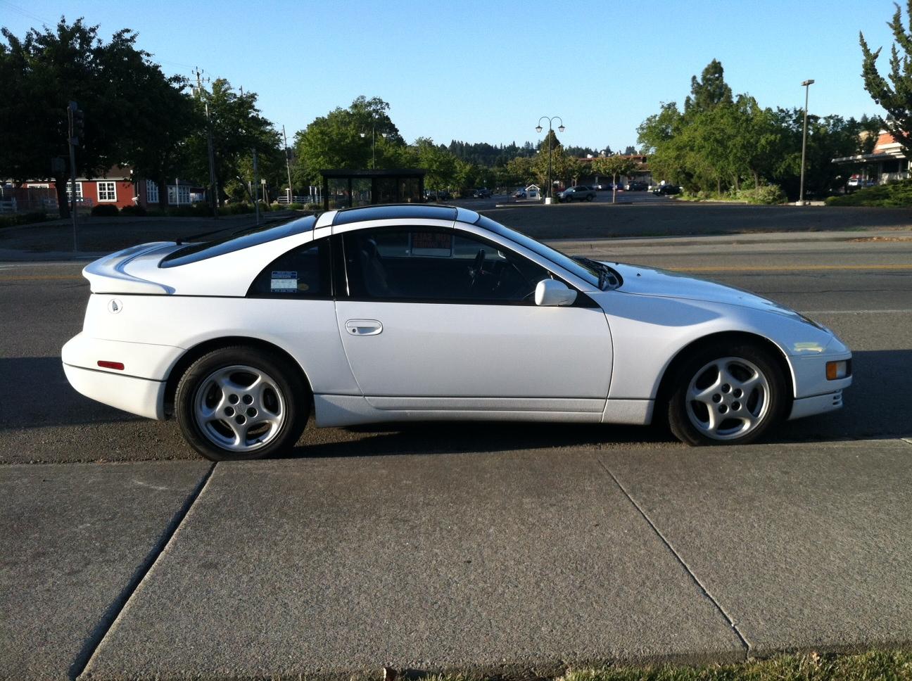Nissan Walnut Creek >> Tamerlane's Thoughts: 1991 Nissan 300ZX Twin Turbo for sale