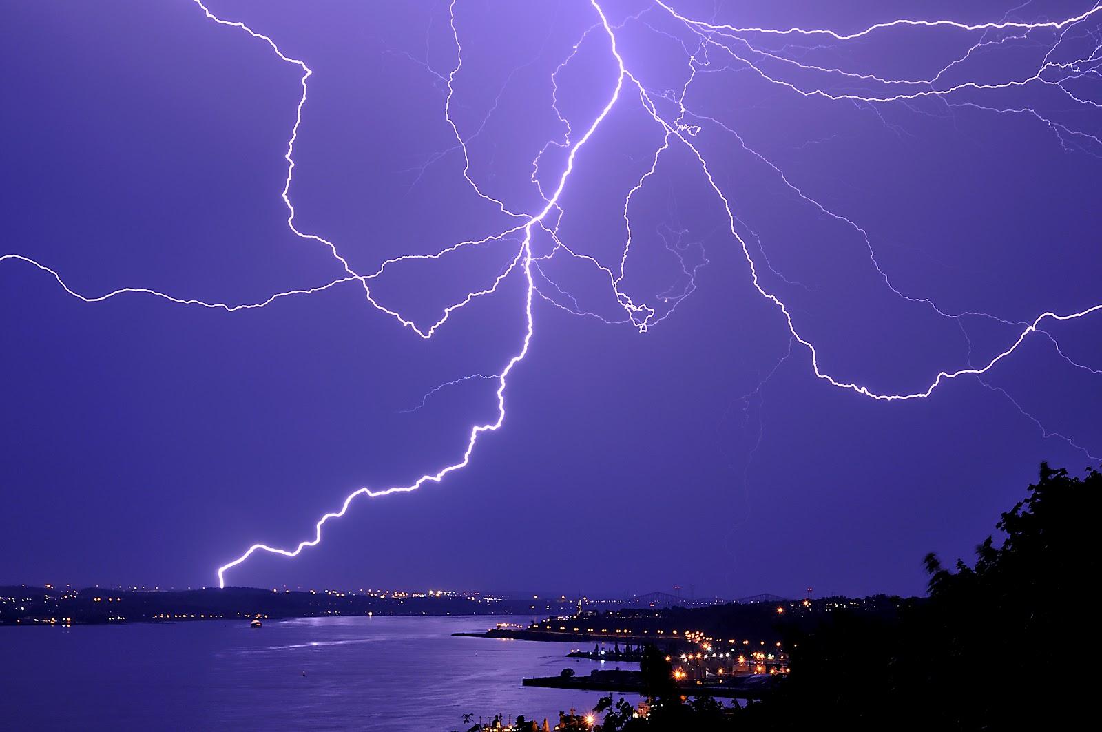 lightning strike wallpaper-#21