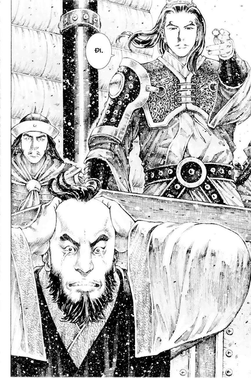 Hỏa phụng liêu nguyên Chương 416: Tôn quân lên bờ [Remake] trang 21