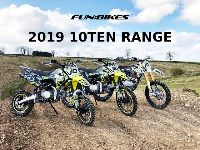 2019 10Ten Range