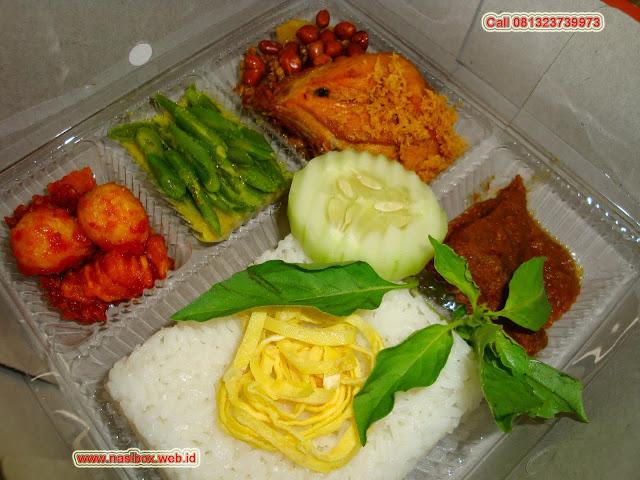 Nasi box 20000 ciwidey