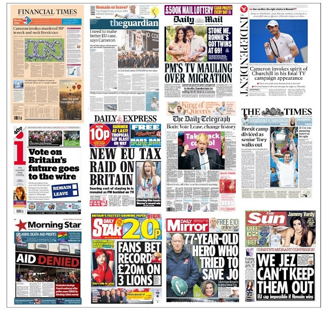 front pages 20-06-16